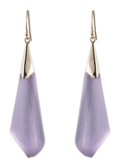 Alexis Bittar Faceted Drop Earrings
