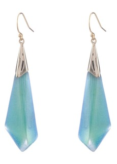 Alexis Bittar Faceted Drop Earrings