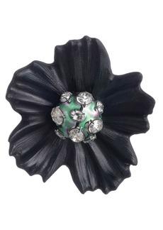 Alexis Bittar Flower Pin
