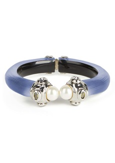 Alexis Bittar Future Antiquity Byzantine Lucite® Hinge Bracelet