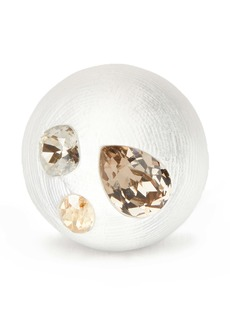 Alexis Bittar Future Antiquity Crystal Stud Bubble Ring
