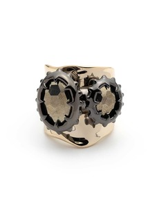 Alexis Bittar Georgian Double Stone 2-in-1 Ring