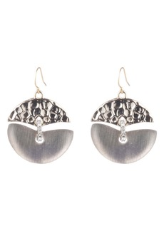 Alexis Bittar Hamered Mobile Drop Earrings