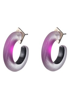 Alexis Bittar Hoop Earrings