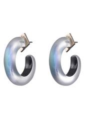 Alexis Bittar Hoop Earrings