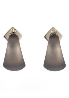 Alexis Bittar Huggie Hoop Earrings