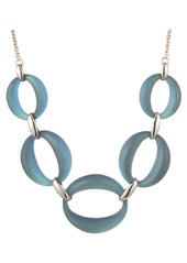 Alexis Bittar Large Lucite® Link Necklace