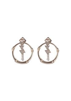 Alexis Bittar Layered Hoop Earrings