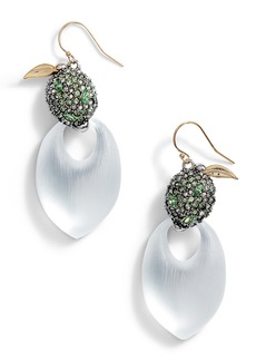 Alexis Bittar Lime Lucite® Earrings