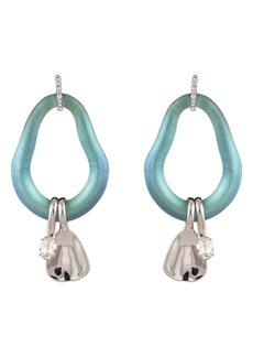 Alexis Bittar Link Drop Earrings