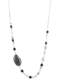 Alexis Bittar Liquid Beaded Single-Strand Necklace