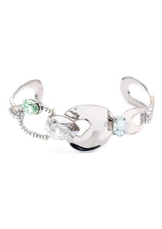 Alexis Bittar Liquid Link Cuff Bracelet