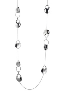 Alexis Bittar Liquid Link Station Necklace
