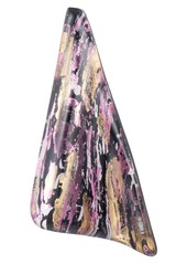 Alexis Bittar Liquid Lucite® Wavy Fan Pin