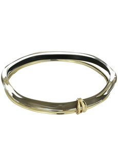 Alexis Bittar Liquid Metal Paired Bangle