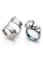 Alexis Bittar Liquid Two-Piece Ring