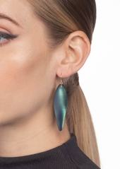 Alexis Bittar Long Leaf Drop Earrings