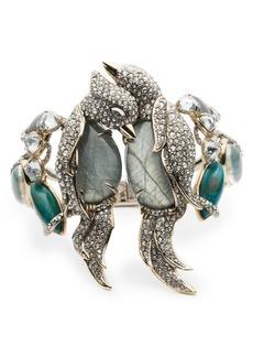 Alexis Bittar Lovebird Hinge Bracelet