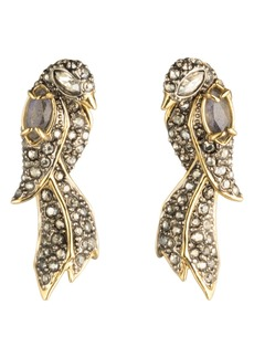 Alexis Bittar Lovebird Post Earrings
