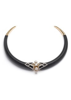 Alexis Bittar Lucite® Crystal Collar Necklace