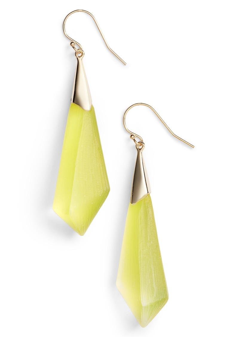 Alexis Bittar Lucite® Drop Earrings