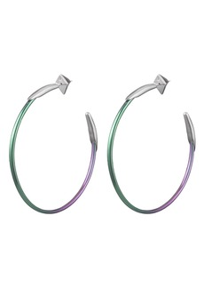 Alexis Bittar Lucite® Hoop Earrings