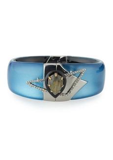 Alexis Bittar Lucite Medium Bangle Bracelet