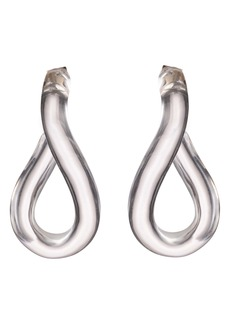 Alexis Bittar Lucite® Sculptural Post Earrings