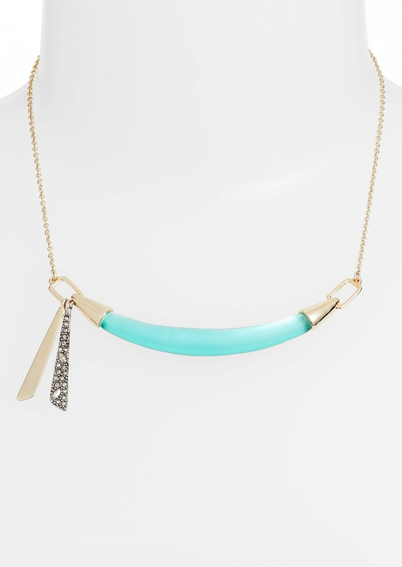 Alexis Bittar Lucite® Tassel Necklace