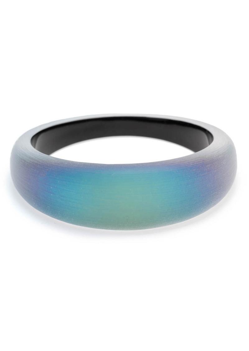 Alexis Bittar Medium Tapered Lucite® Bangle Bracelet