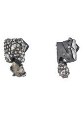 Alexis Bittar Mismatched Stud Earrings