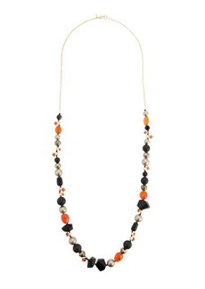 Alexis Bittar Mosaic Futurist Beaded Necklace