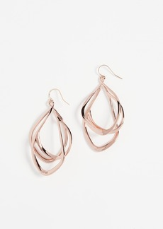 Alexis Bittar Orbit Wire Earrings
