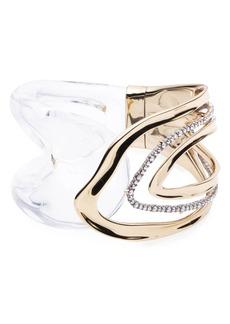 Alexis Bittar Orbiting Hinge Bracelet
