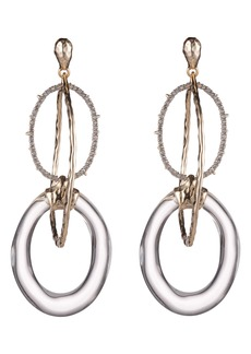 Alexis Bittar Orbiting Link Drop Earrings