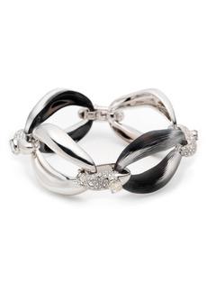 Alexis Bittar Organic Link Bracelet