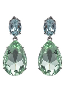 Alexis Bittar Oversize Teardrop Earrings