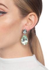 Alexis Bittar Oversize Teardrop Earrings