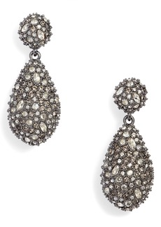 Alexis Bittar Pavé Drop Earrings