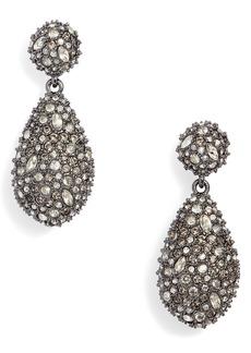 Alexis Bittar Pavé Drop Earrings