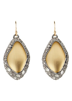 Alexis Bittar Pavé Encased Drop Earrings