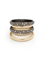 Alexis Bittar Pavé Stack Ring