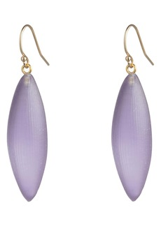 Alexis Bittar Sliver Earrings