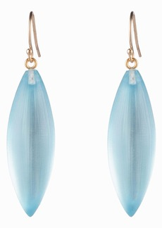 Alexis Bittar Sliver Pendant Earrings