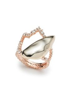 Alexis Bittar Tulip Cocktail Ring