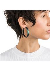 Alexis Bittar Vanitas Large Lucite® Hoop Earrings