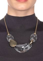Alexis Bittar Watery Link Necklace