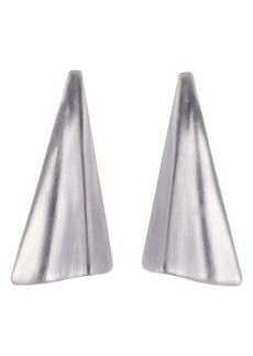 Alexis Bittar Wavy Fan Lucite® Drop Earrings
