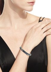 Alexis Bittar Brutalist Studded Skinny Hinge Bracelet