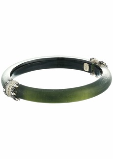 Alexis Bittar Capped Hinge Bracelet